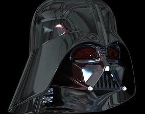 Darth Vader Helmet STL 3D printable model