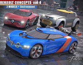 3D Renault concept vol 4