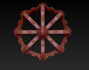 fairy 3D printable model crown