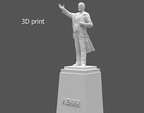 3D print model Lenin monument