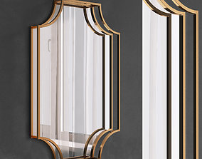 3D model Mirrors Set 87