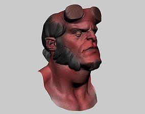 Hellboy v5 3D model