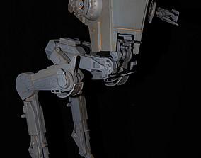 Starwars AT-ST 3D printable model