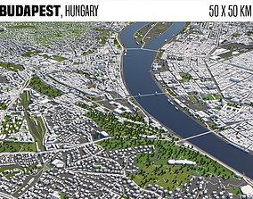 europe 3D Budapest Hungary