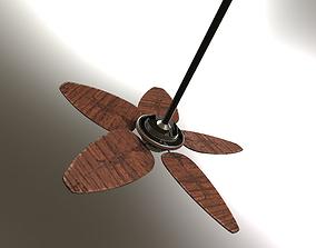 3D model Palm Ceiling Fan