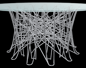 3D model SPIDERWEB TABLE by DOCE INGENIEROS ARQUITECTOS -