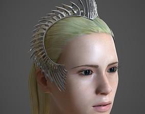 3D print model Queen Atlanna Crown from Aquaman