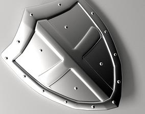 Knights Shield 3D