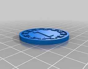 3D printable model Coins for Cash Register