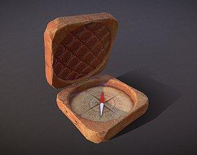 Old Compas 3D model
