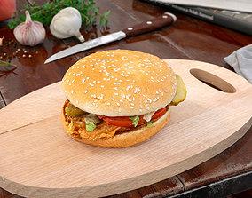 sandwich 43 AM151 3D