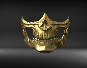 diy Higgs Mask Fan Art STL for 3DPrint