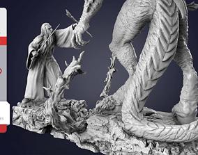 Gandalf the Grey 3D printable model