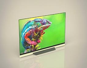 3D LG OLED TV