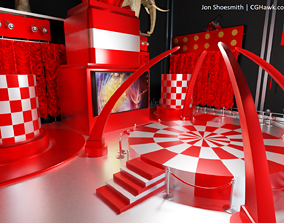 3D Psychedelic Circus