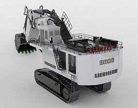 LIEBHERR R9800 3D model