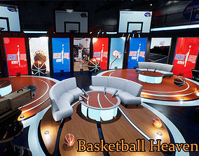 Basketball Heaven Studio Unity 3D asset