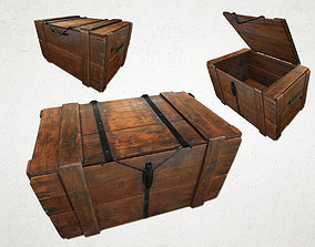 Crate 4 3D asset