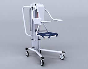 Handicap Bath Seat Lift 3D