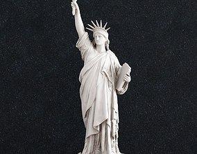 3D printable model Statue of Liberty 360