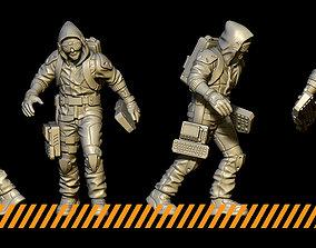 3D print model Deckers