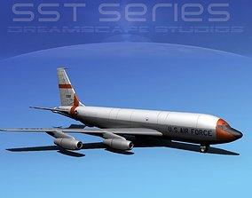 3D Boeing KC-135E Stratotanker LPSS V07