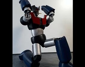 3D print model Mazinger Z - MaxLab Version