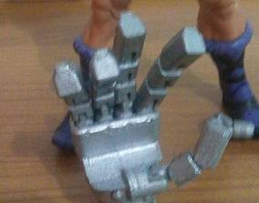 MOTUC Fisto Poseable Hand 3D print model