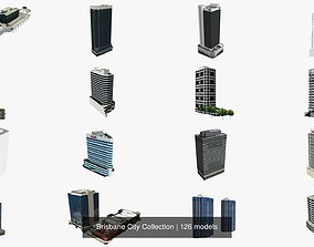 Brisbane City Collection 3D model
