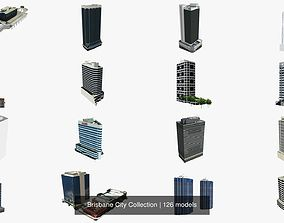 3D model Brisbane City Collection
