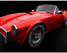 3D model Shelby Cobra 269
