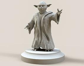 print Master Yoda 3D print model