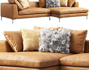 Roveconcepts Hugo Sectional Sofa 3D model
