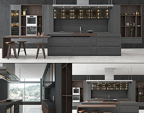 3D model Kitchen 51
