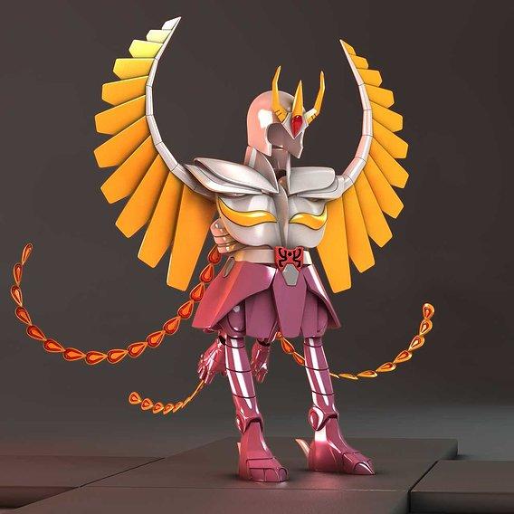 Phoenix's Cloth