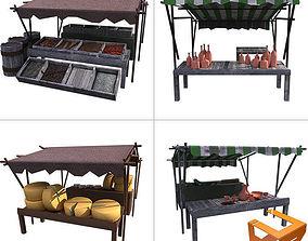 3D model Bazaar