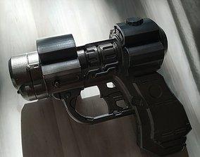 Gantz cosplay x-ray gun 3D print model
