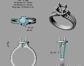 Ring ID-10002 3D print model