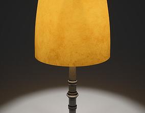 Table Lamp furniture 3D model