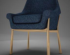 Old Modern chair 3D model