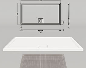 3D Hatria Heavycril LIF ST 150x80