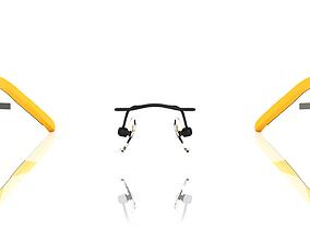 3D print model Eyeglasses for Men and eyeglasses