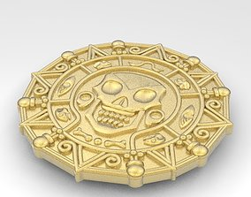 Aztec Pirates of the Caribbean 3D print model