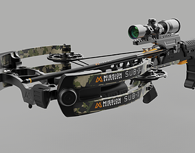 Mission SUB 1 Crossbow 3D model