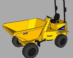 Dumper Thwaites 6t 3D model