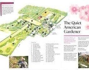 My Garden world-map 3D printable model