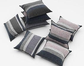 furniture Pillows 3D