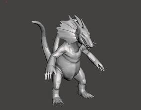 Naturon Shenron 3D MOdel
