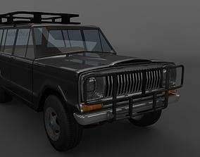 3D Wagoneer