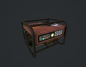 3D asset Generator v1 pbr